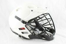 Youth Cascade Sch2 Lacrosse Helmet White Adjustable Size