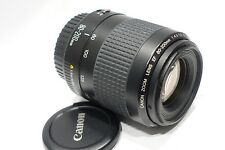 Canon EOS EF 80-200mm II lens, m/i Japan, fits DSLR camera inc Full Frame