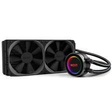 NZXT KRAKEN X52 240MM AIO RGB LED unità di raffreddamento ad acqua-INTEL & AMD compatibile