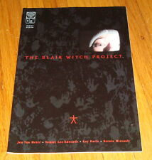 "/""HandPrint/"" Glow In The Dark 1999 w//C.O.A VF Blair Witch Project Comic D.F"