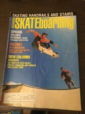 Transworld Skateboarding Magazine March 1992 Julien Stranger Danny Way 3/92 Mar
