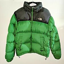 The North Face 700 Puffer Jacket Avocado Green Puffy