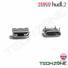 Tesco HUDL 2 Replacement Micro USB Power Charging Socket Port Jack Connector