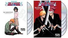 Bleach & Bleach 2 - Box Sets (DVD, 2 - 5 Disc Sets - Standard Edition Uncut)
