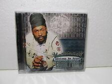 Rare Lutan Fyah African Be Proud 2008 cd10923