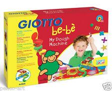 Giotto ser-Ser masa máquina de color arcilla para jugar Moldes forma Extrusora niños