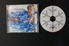 CD: Barbara Bonney Diamonds in the Snow Nordic Songs Antonio Pappano 2000 Decca