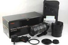 [MINT] Sigma 50-500mm f4.5-6.3 DG OS APO HSM AF Lens for Canon EF w/Box,Case