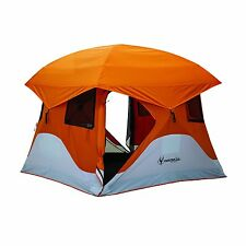 NEW 22272 Outdoor Adventure Feature Loaded Gazelle T4 Camping  Hub Tent