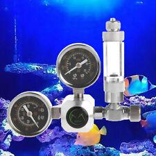 Aquarium Regulator G5 / 8 CO2 Interface Check Valve Bubble Counter CO2 Control