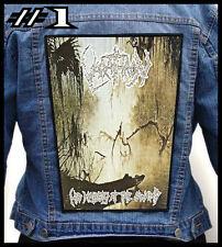 VARATHRON --- Huge Jacket Back Patch Backpatch --- Various Designs