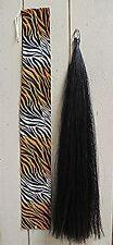 NEW Tail Extension BLACK 1/2lb KATHYS TAILS AQHA APHA USDF FEI Free Ship & Bag