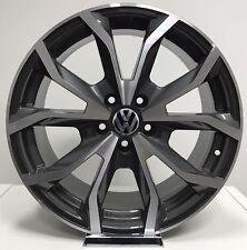 "4x Cerchi in lega Volkswagen Golf 5 6 7 Passat Tiguan da 18"" Offerta nuovi *S1*"