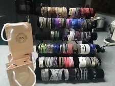Ladies Wrap Bracelets various colours