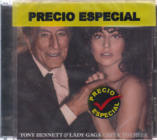 CD- Tony Bennett & Lady Gaga Cheek To Cheek 602537998845 SHIPS NOW!