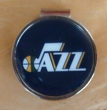 "Utah JAZZ 1"" Golf Ball Marker with Hat Clip NBA Licensed"