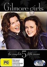 GILMORE GIRLS Season 5 : NEW DVD