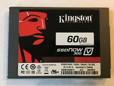 60GB SSD 60G SATAIII High Speed Solid State Drive  Kingston(SV300S37A/60G) SSD
