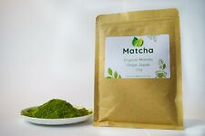 Matcha Powder Japanese Organic Ceremonial Grade 100g, up to 200 serves