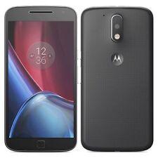 Motorola Moto G4 Plus XT1642 Double SIM Noir 16GB Smartphone Débloqué