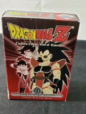 Dragonball Z Collectible Card Game Saiyan Saga Series Villains Starter Deck Comp