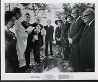 THEATRE OF BLOOD IAN HENDRY JACK HAWKINS  ROBERT MORLEY  ORIG 1973 8X10