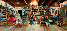 Jigsaw Puzzle Before There Were Malls Little Shoppers 1000 piece NEW Made in USA