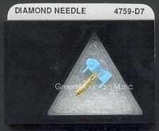 ROWE AMI & ROCK-OLA BLUE STEREO JUKEBOX NEEDLE 4759-D7 NEW! SEALED! SWISS M-44C