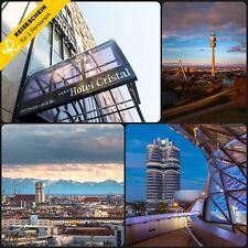 2 Tage München 4★ Hotel Kurzurlaub Hotelgutschein Wochenende Städtereise Reise