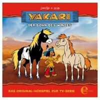 YAKARI - (16)HSP Z.TV-SERIE-DER SOHN DES WINDES  CD NEU