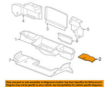 Chevrolet GM OEM 99-04 Corvette Interior-Rear-Outer Cover Left 10434927