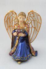 """Angel Of Peace"" 2007 Hawthorne Village Heaven'S Radiant Glory Nativity"