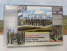 Revell 2018 Bausatz-Umspannwerk                  K2/122