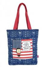"ANGRY LITTLE GIRLS ""I'M AN AMERICAN! I HAVE A RIGHT TO BE ANGRY!"" TOTE CARRY BAG"