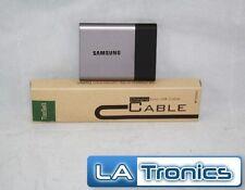 Samsung T3 Portable External 250GB SSD USB 3.0 MU-PT250B Solid State Drive