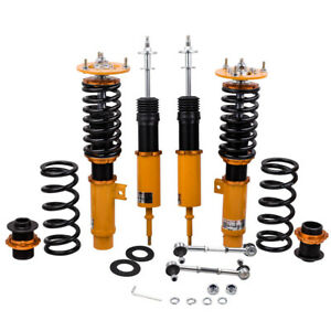 Front And Rear Adjustable Damping Coilovers For BMW E92 330i 330d 335i 335d