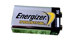 5x Industrial 9V Block Industrial 9V Block Energizer