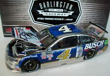 Kevin Harvick 2017 Busch Beer Darlington Throwback #4 Color Chrome Ford 1/24 New