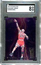 1993 Fleer Ultra Scoring Kings #5 Michael Jordan SGC 8