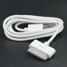 USB Charge Cable for iPhone 4 4s 3GS iPad 2 3 iPod Nano iTouch 30Pin Accessories