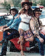 Dukes of Hazzard Original cast signed 8X10 photo picture poster autograph RP 2