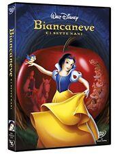 BIANCANEVE E I SETTE NANI - CLASSICO DELLA DISNEY (DVD) ITALIANO, NUOVO