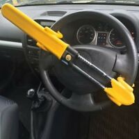 Streetwize Steering Wheel Lock Double Hook Twin Bar Lock Anti Theft Protection
