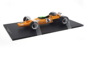 McLaren M7A #5 Winner Belgium GP 1968 18S065 1:18 Spark