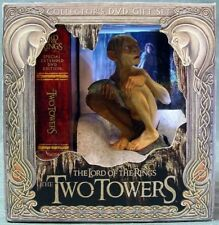 LORD OF THE RINGS THE TWO TOWERS COLLECTOR'S 5-DISC DVD GIFT SET NEW SEALED OOP