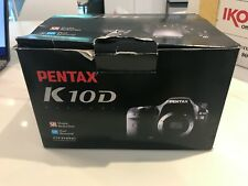 PENTAX Pentax K K-10D 10.2MP Digital SLR Camera - Black (Kit w/ 18-55mm Lens)