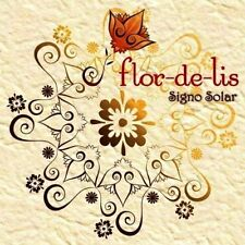 Flor De Lis-Signo Solar  (UK IMPORT)  CD NEW