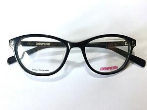 Cosmopolitan Rihanna Black Designer Frames - suitable for prescription lenses