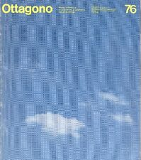 Ottagono. Marzo 1985. N. 76