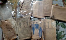 RARE VTG 1920s 30s 40s 50s Sewing Pattern LOT *NOT COMPLETE TLC* Lot #5